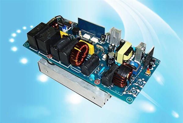 山东2.5千瓦电磁加热控制板