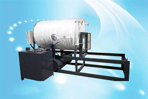 山东电磁真空烧网炉(专利产品)
